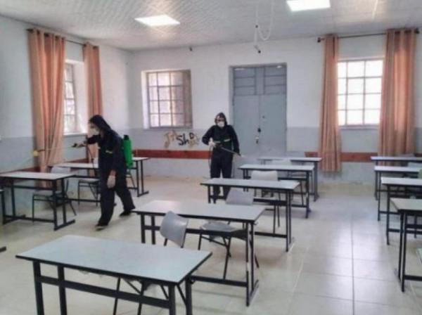 إغلاق مدرستين في بيت لحم بسبب فيروس (كورونا)