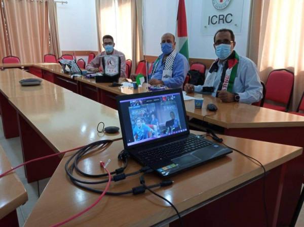 الاتحاد الدولي لكرة القدم البتر يوافق على اعتماد  فلسطين عضوا بالاتحاد