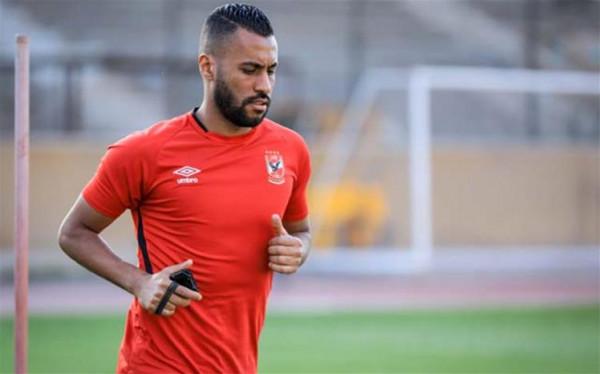 """""""حسام عاشور"""" يوجه رسالة للاعبي الأهلي 9999080919"""