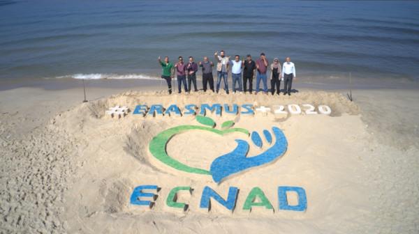 مشروع إسناد يشارك بأيام الاراسموس بلاس العالمية