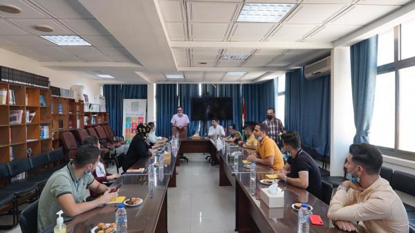 زيارات ميدانية لتعزيز الشراكة بين نقابات الصحفيين الشباب وهيئات حقوقية في غزة