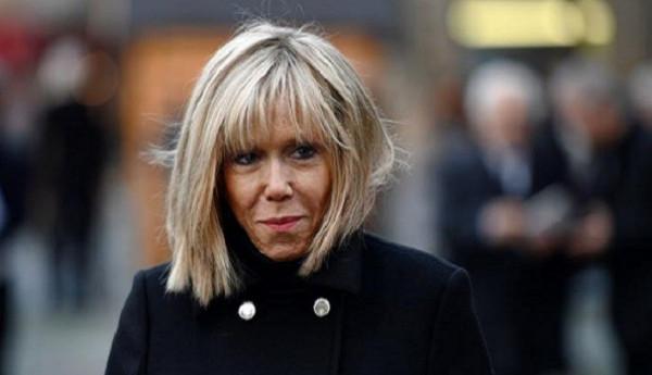 زوجة الرئيس الفرنسي تخالط مصاباً بـ (كورونا) وتدخل الحجر الصحي