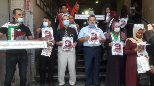 تجمع الشخصيات الفلسطينية المستقلة يدعو للتدخل العاجل لإنقاذ حياة الأسير ماهر الأخرس
