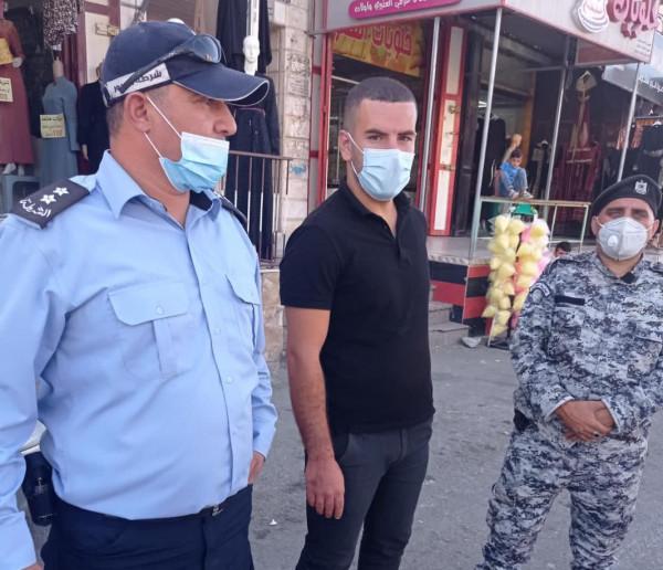 الخليل: لجان السلامة العامة تتابع 148 منشأة