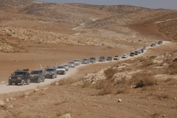 (بتسيليم): ما تقوم به السلطات الإسرائيلية جنوب الخليل جريمة حرب
