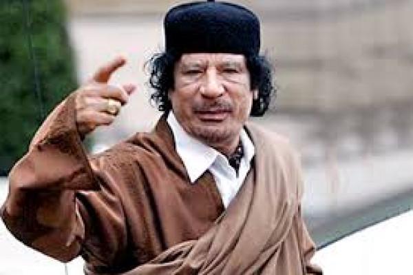 مثل اليوم.. الإعلان عن مقتل الرئيس الليبي معمر القذافي