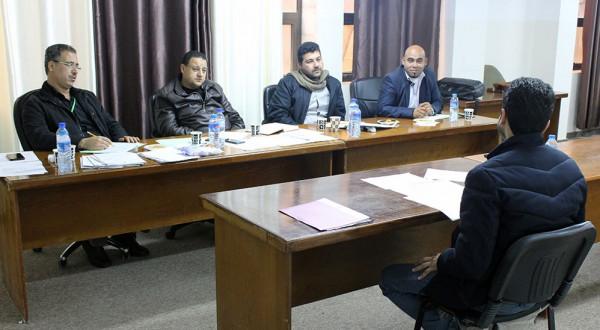 غزة: ديوان الموظفين يستأنف مقابلات التوظيف غدًا الأربعاء