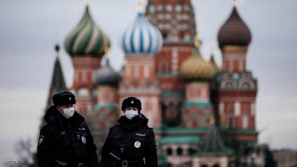 روسيا تسجل أعلى حصيلة يومية في عدد إصابات (كورونا) منذ بدء الجائحة