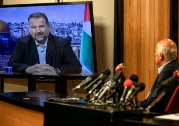 قيادي بحماس: لا بديل عن المصالحة وعلى الجميع تحمل مسؤولياته