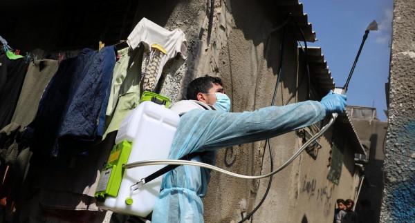 لجنة الطوارئ العليا بمحافظة غزة: تسجيل 15 جديدة بفيروس (كورونا)