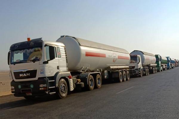 عوض: نعمل على إنشاء مشروع لتوفير مخزون استراتيجي حكومي من الغاز بالقطاع