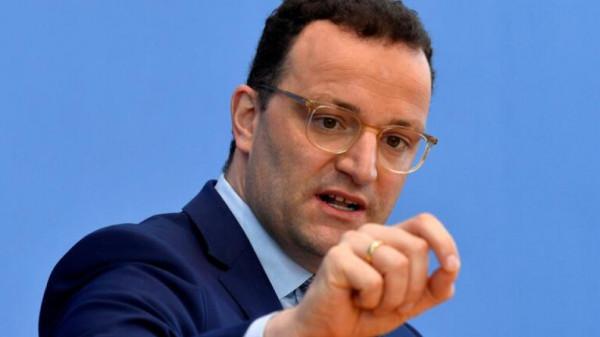 إصابة وزير الصحة الألماني بفيروس (كورونا)