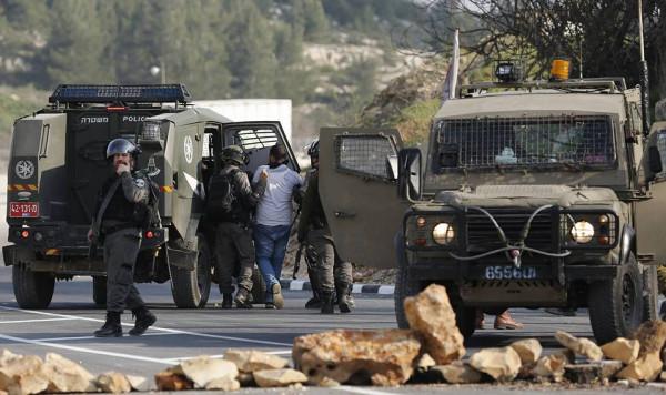 الاحتلال يعتقل شابًا من مخيم عايدة شمال بيت لحم