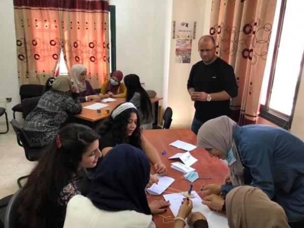ورشة عمل بعنوان مهارات الاتصال والتواصل في بيت لحم