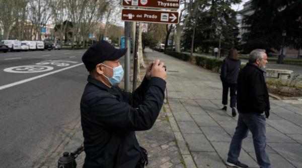 إسبانيا أول دولة أوروبية تتجاوز مليون إصابة بفيروس (كورونا)