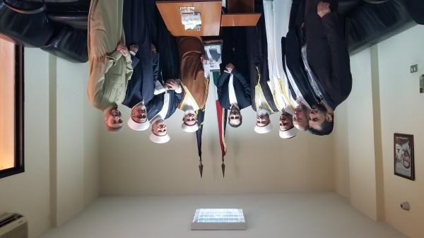 مجلس علماء فلسطين يزور حركة الجهاد الإسلامي في بيروت مهنئا بذكرى انطلاقتها الـ33