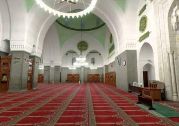 اغلاق مسجد شهداء الفاخورة شمال غزة 48 ساعة لوجود عدة اصابات بـ(كورونا)