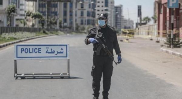 شاهد: الخارطة التوضيحية لمناطق الإغلاق الكامل وحظر التجول بغزة