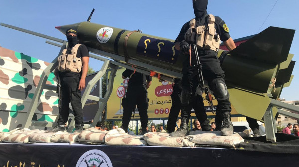 إسرائيل تتهم الجهاد الإسلامي بإطلاق الصواريخ على عسقلان الليلة الماضية