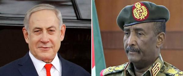 حملة المقاطعة- فلسطين.. تستنكر اتفاق التطبيع بين السودان وإسرائيل