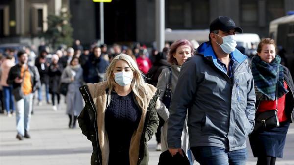 روسيا: تسجيل تراجع بحصيلة الإصابات الجديدة بفيروس (كورونا)