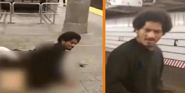 شاب يحاول اغتصاب فتاة عمرها 25 عاما على رصيف مترو الأنفاق