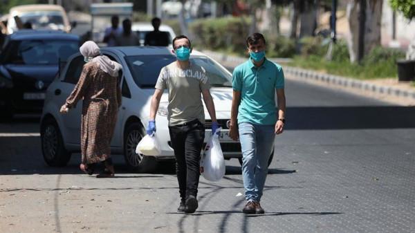 الصحة بغزة: منحنى تفشي (كورونا) يمر بحدة كبيرة وثبات المناطق الحمراء مقلق