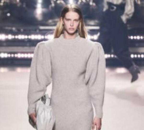 فستان الصوف صيحة خريف وشتاء 2020-2021 لكل مناسباتك
