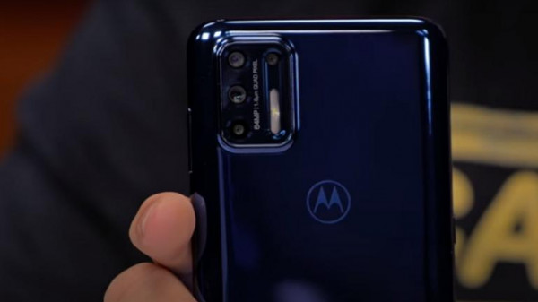 شاهد: موتورولا تعلن عن هاتف متطور بـ 5 كاميرات