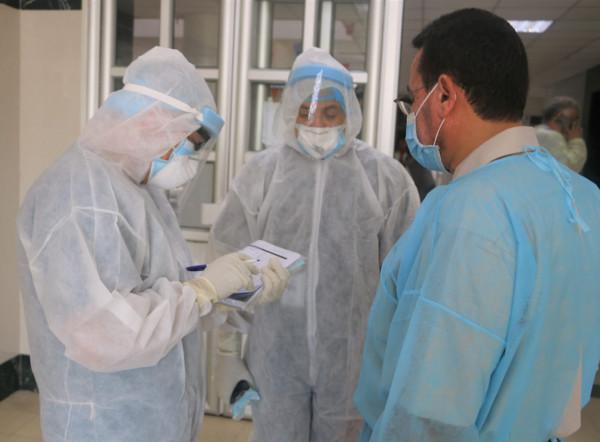 طالع: تفاصيل الخارطة الوبائية لفيروس (كورونا) في قطاع غزة