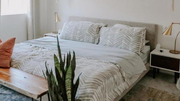 قبل تجهيز المنزل الجديد: 30 شيئا يجب توافره في غرفة نومك