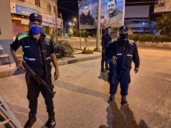 غزة: مباحث (كورونا) تُغلق 49 محلاً ومنشأة مخالفة بمحافظات القطاع