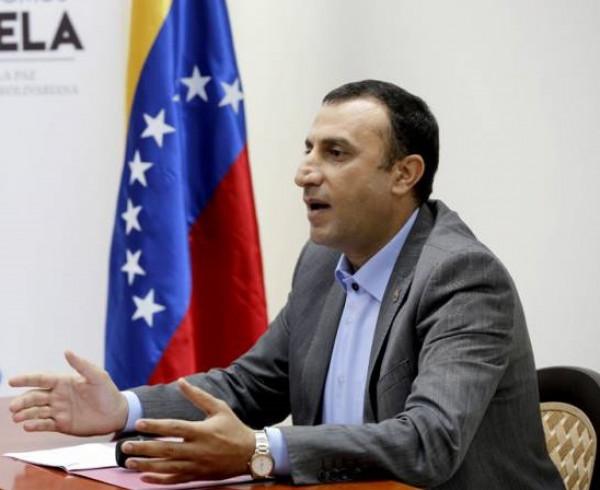 سفير فنزويلا لدى فلسطين: نؤكد على موقفنا الداعم للقضية الفلسطينية والضم غير قانوني