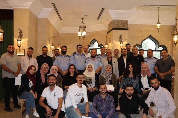 """اختتام مشروع """"أهل"""" لتعزيز السلم الأهلي في ضواحي القدس"""