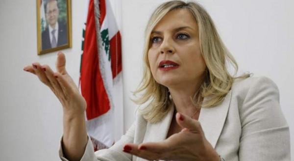 ابنة الرئيس اللبناني: لا مانع من السلام مع إسرائيل