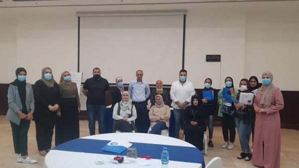 ورشة عمل تدريبية لنقابة عمال النقل في رام الله