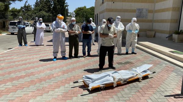 سلفيت: تسجيل وفاة خامسة بفيروس (كورونا) في المحافظة