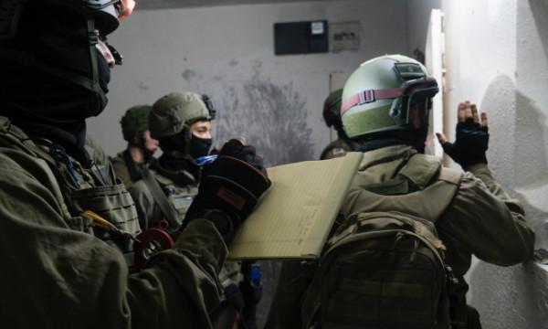 الاحتلال يأخذ قياسات مسجد أبو بكر جنوب جنين