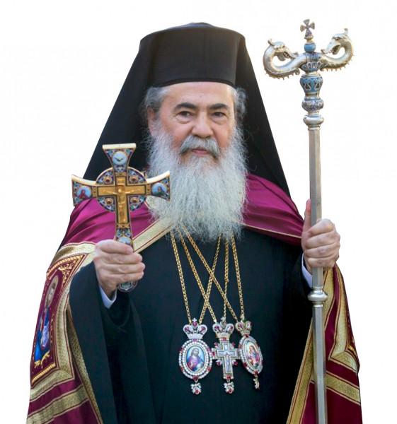 البطريرك ثيوفيلوس يُدين الإساءة للدين الإسلامي