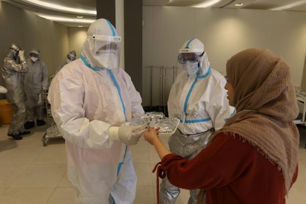 فلسطين: تسجيل 576 إصابة بفيروس (كورونا) خلال 24 ساعة الماضية