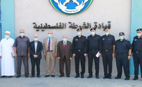 بحر يشيد بجهاز الشرطة يؤكد أن العدالة تفضي إلى الأمن والاستقرار المجتمعي
