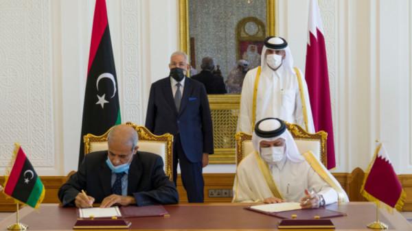 قطر تجدد دعمها الكامل لليبيا وتدعو لتنفيذ مخرجات مؤتمر برلين
