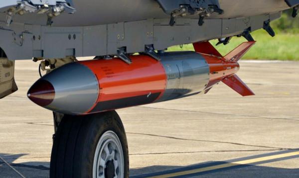 مشروع قانون أمريكي لتزويد إسرائيل بأقوى القنابل غير النووية