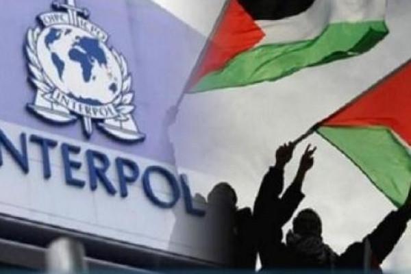 (انتربول) فلسطين يتسلم مطلوباً للنيابة العامة من الأردن