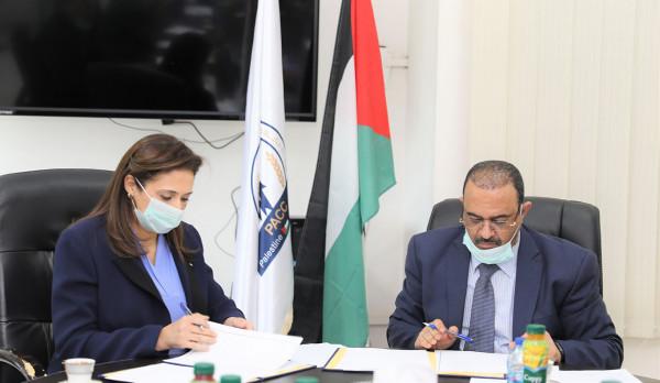 مكافحة الفساد والجهاز المركزي للإحصاء يوقعان مذكرة تعاون لتعزيز العمل المشترك