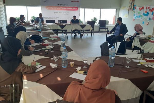 المنظمات الأهلية تختتم ورش عمل حول المساءلة المستجيبة للمعايير الأساسية للعمل الإنساني