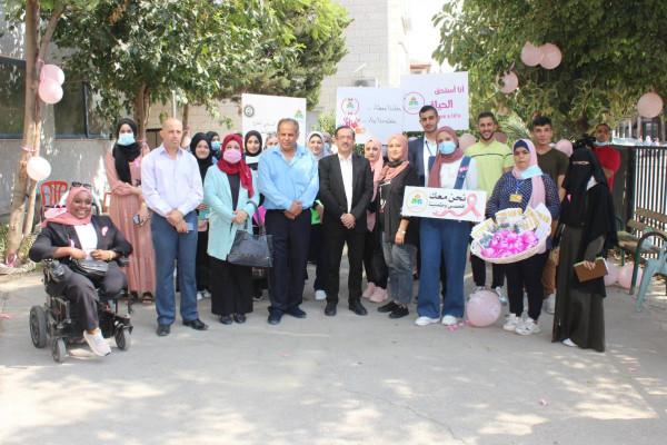 """""""القدس المفتوحة"""" بفروعها تشارك في فعاليات اليوم الوطني الفلسطيني للعمل التطوعي"""