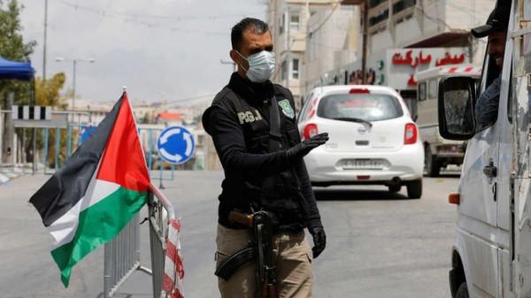 الصحة: 8 وفيات و504 اصابات جديدة بفيروس (كورونا) بالضفة وغزة