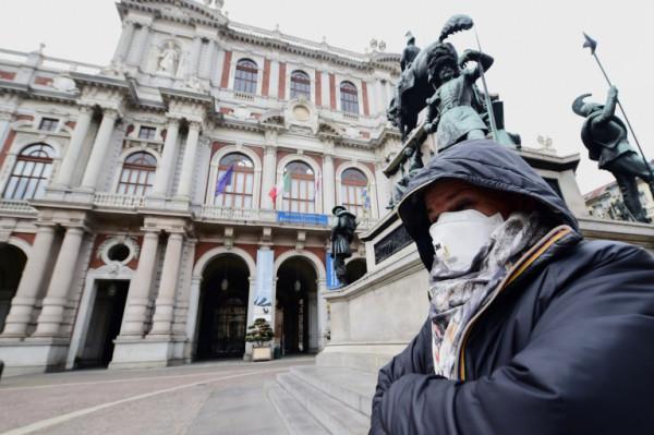 الصحة الإيطالية تسجل ارتفاعا قياسيا للإصابات بفيروس (كورونا)