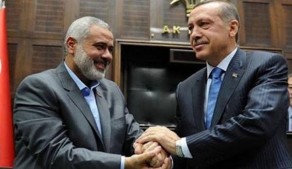 هنية لأردوغان: ما جرى بإزمير له صداه الإنساني في قلب الفلسطينيين